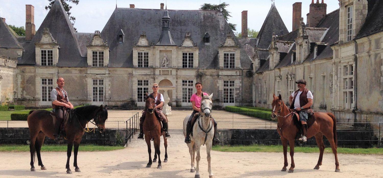 Photo from the Pays de la Loire (France) ride.