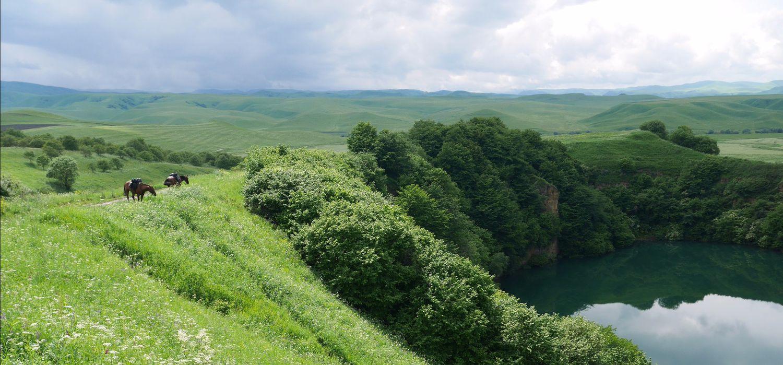 Photo from the Kabardino Balkaria (Russia) ride.