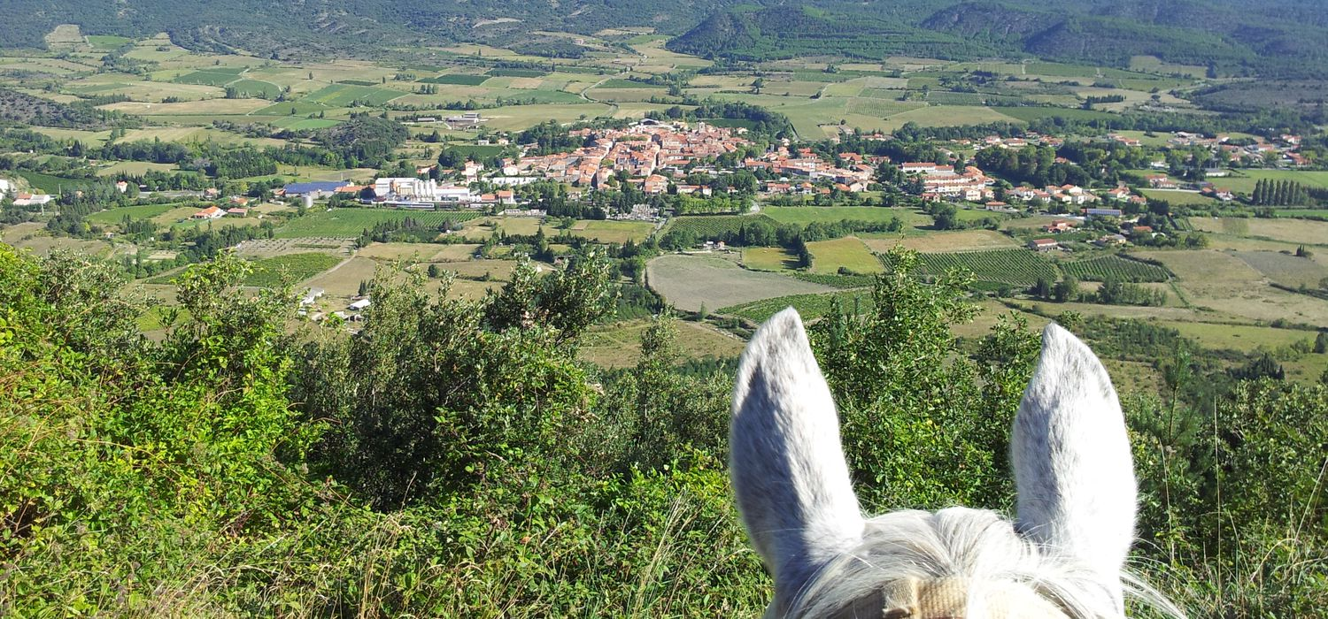 Photo from the Cathar Trails (Guided or Unguided) (France) ride.