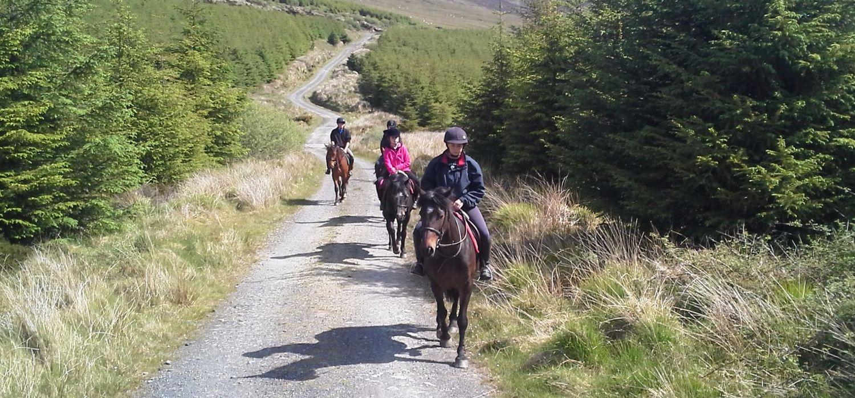 Photo from the Irish West Coast ride.