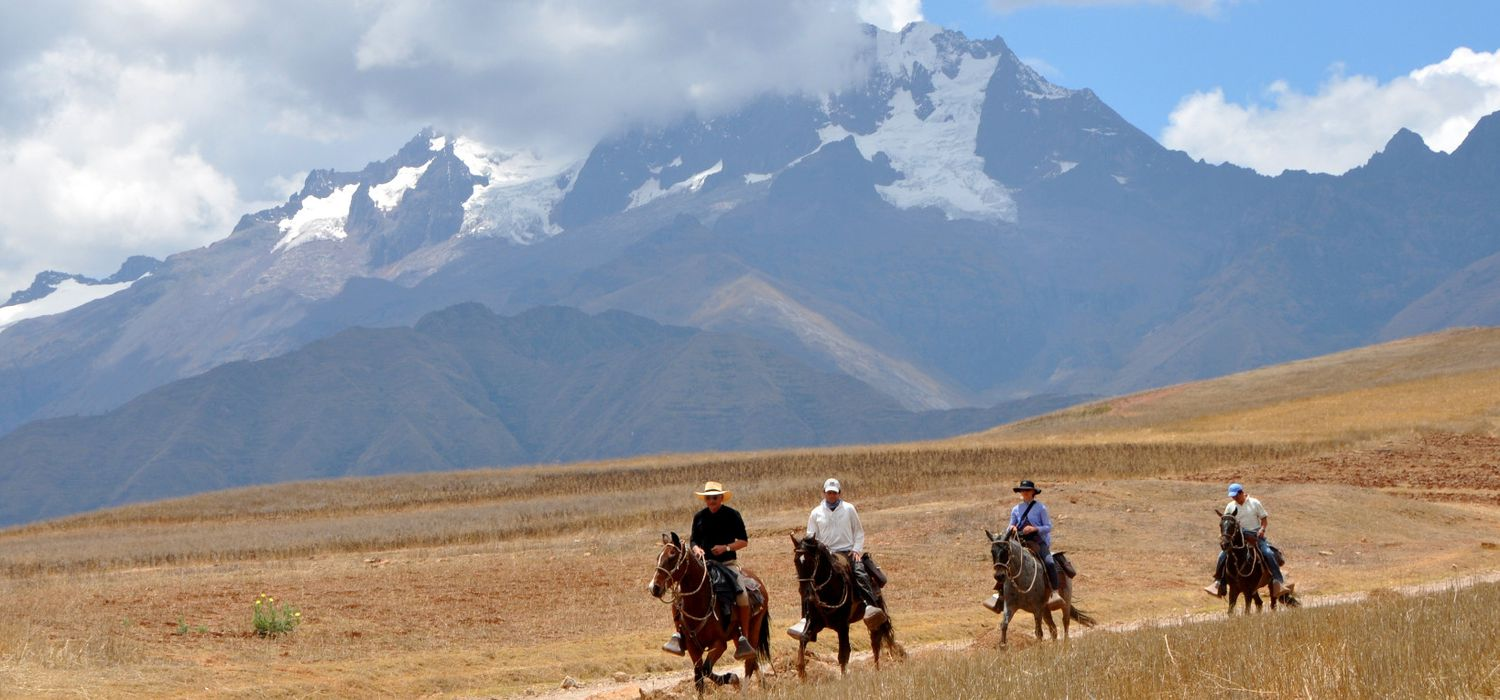 Photo from the Sacred Valley ride.