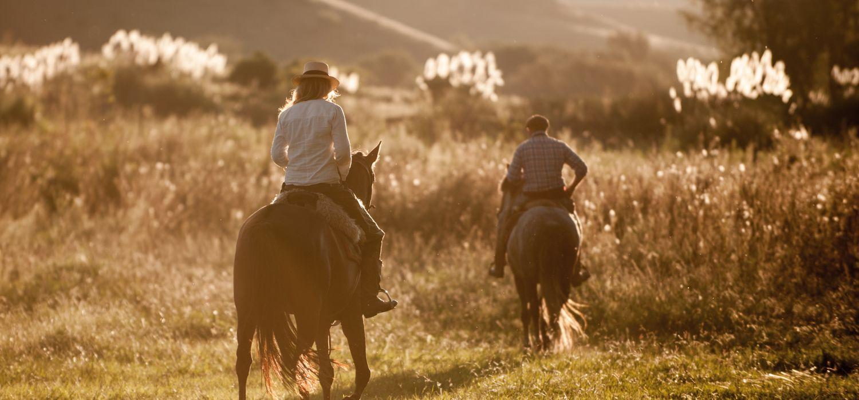 Photo from the Estancia Los Potreros ride.