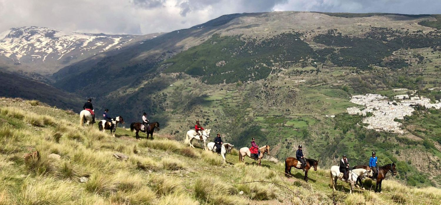 Photo from the Andalucia Trails ride.
