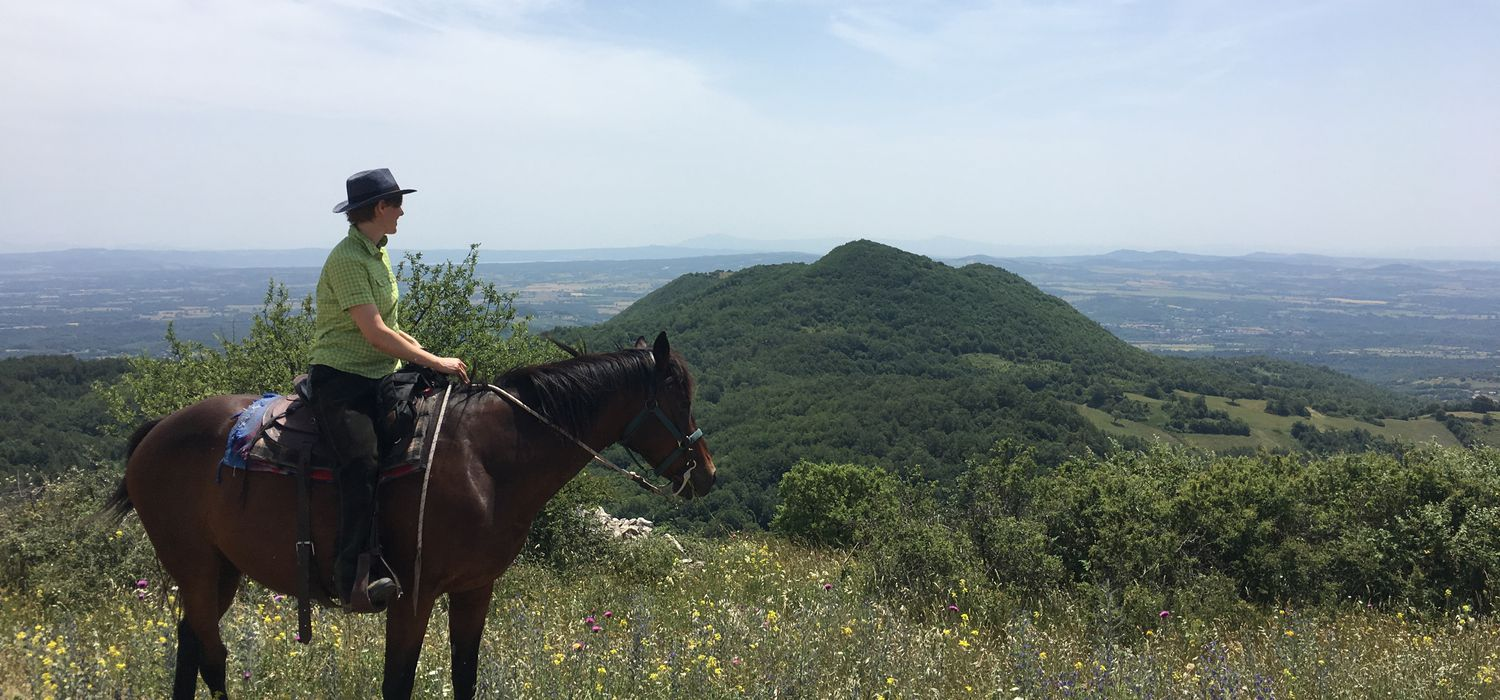 Photo from the Western Adventures in Tuscany ride.