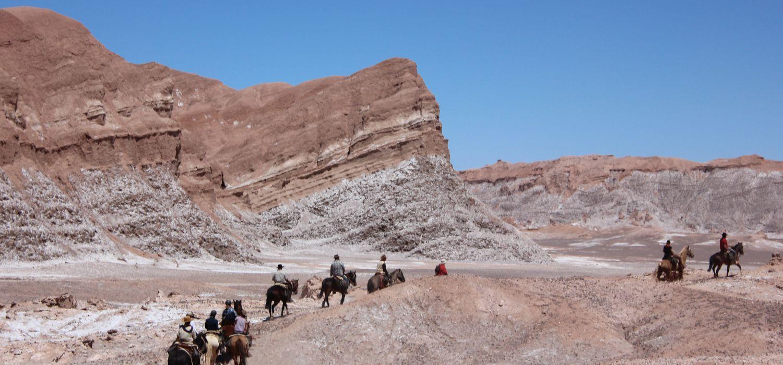 Photo from the Atacama Desert ride.