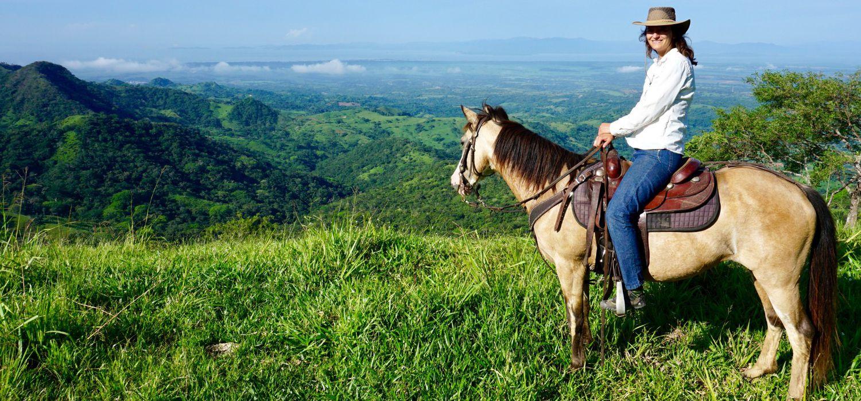 Photo from the Montes de Oro Hacienda ride.