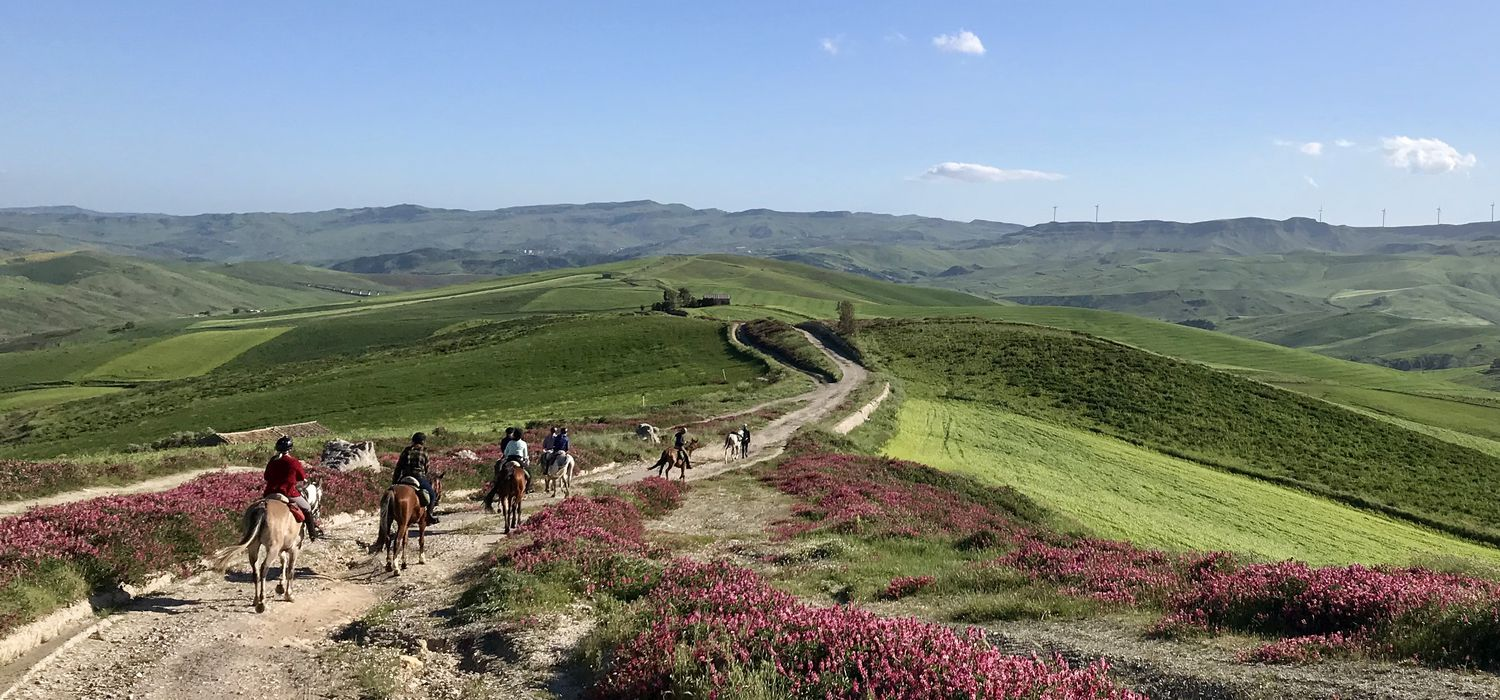 Photo from the Sicily Explorer ride.