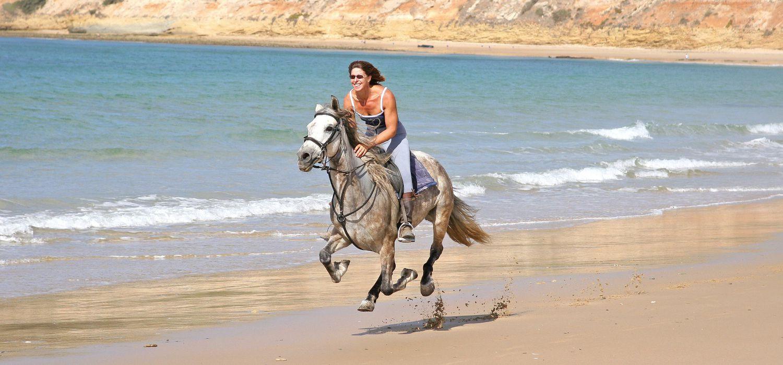 Photo from the Costa de la Luz (Spain) ride.