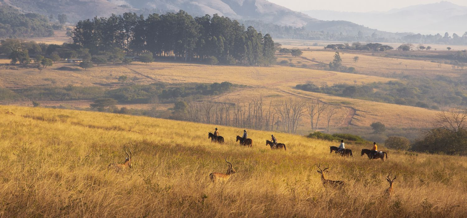 Photo from the Swazi Culture & Scenery ride.