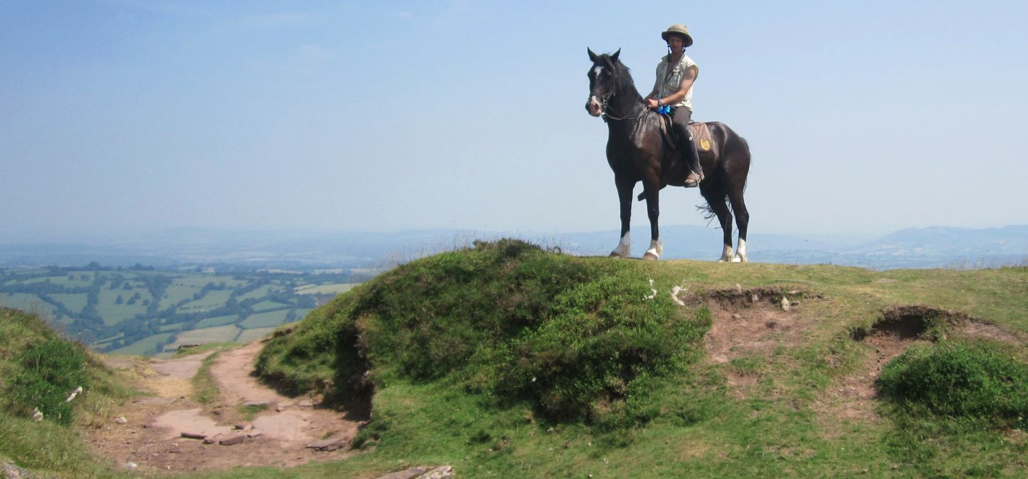 Photo from the Brecon Beacons and Beyond ride.