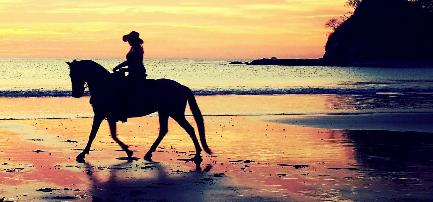 Photo from the Costa Rica Ranch & Beach ride.