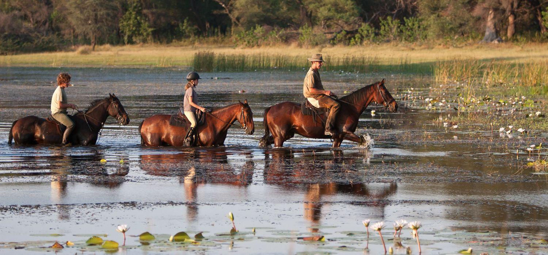 Photo from the Thamalakane River Ride (Ride Botswana) ride.