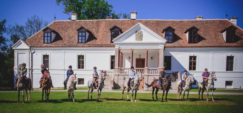 Photo from the Historic Transylvania (Kalnoky) (Romania) ride.
