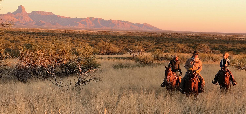 Photo from the Arizona Hacienda Ranch (USA) ride.