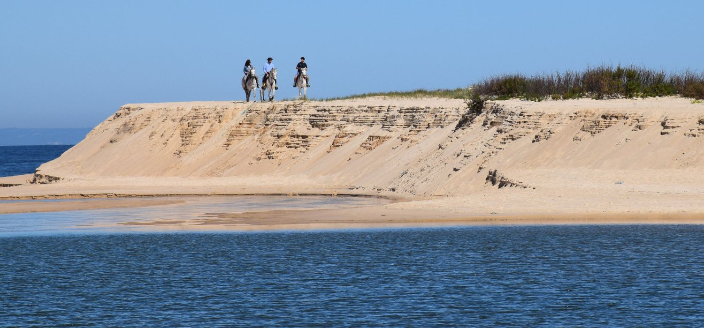Photo from the Alentejo Coastal Trails ride.
