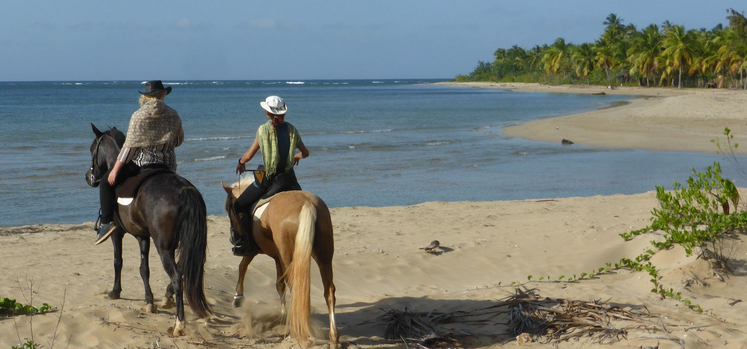 Photo from the Dominican Beaches ride.
