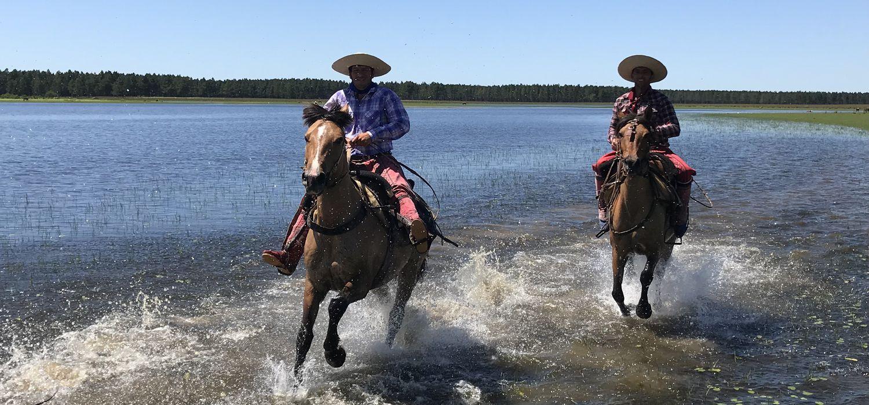 Photo from the Estancia Don Joaquin ride.