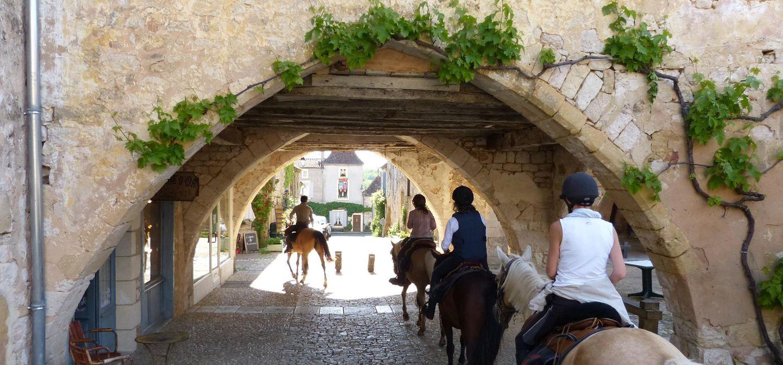 Photo from the Dordogne-Perigord ride.