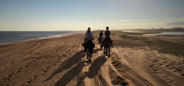 Photo from the Coastal Beaches and Vineyards (Uruguay) ride.