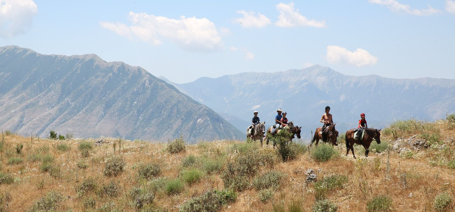 Photo from the Medieval Albanian Trails (Albania) ride.