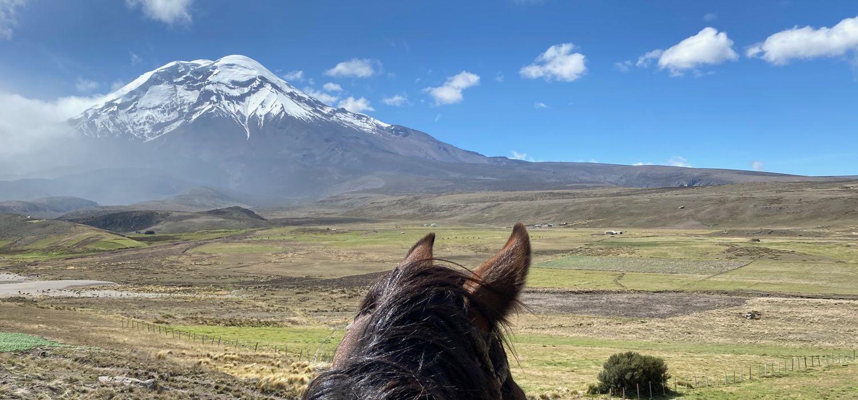 Photo from the Hacienda La Alegria ride.