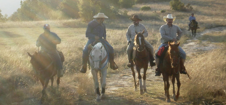 Photo from the Cristo Rey Pilgrimage ride.