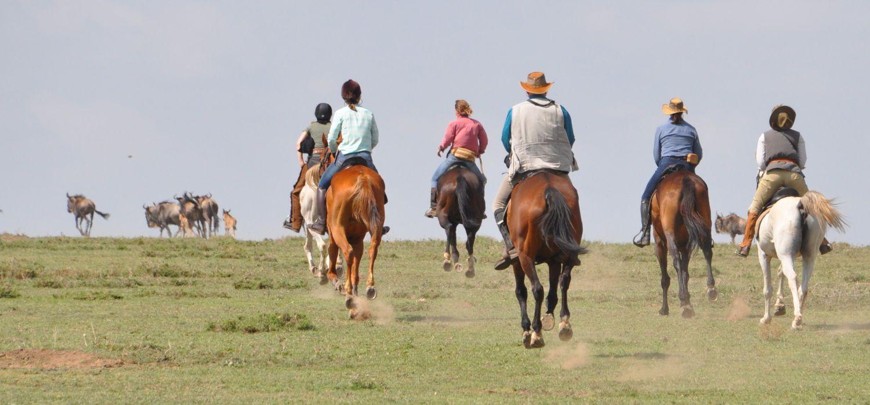 Photo from the Kaskazi Horse Safaris ride.
