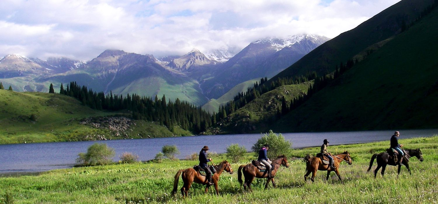 Photo from the Wild Nature and Nomads ride.