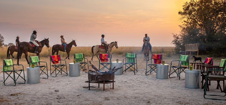 Photo from the Simalaha Horse Safaris ride.