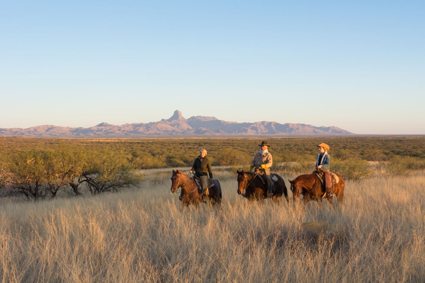 Ranch Stay itinerary.