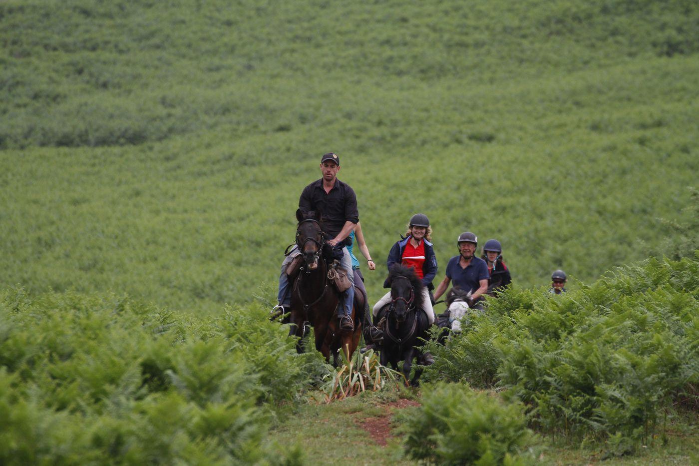 King Skerdilajd Trail itinerary.