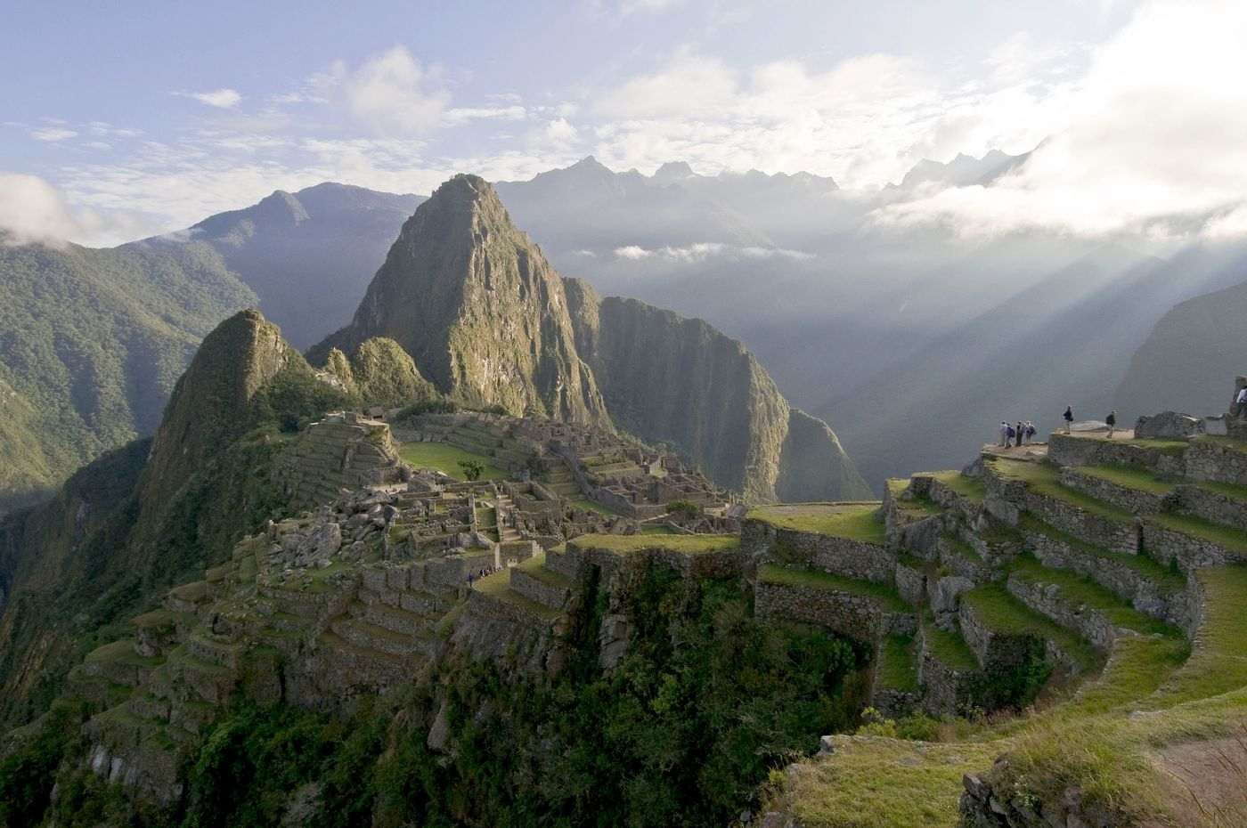 Machu Picchu Lodge to Lodge Trail itinerary.