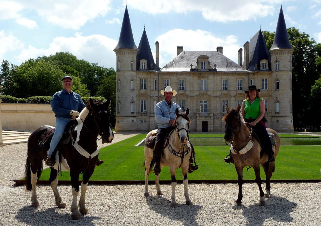 Chateaux, Vineyards and Beaches itinerary.
