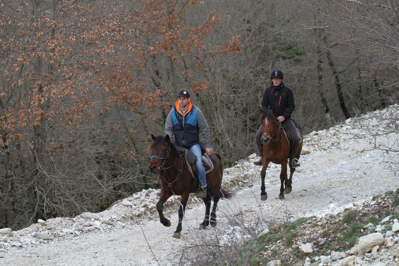 Albanian Country & Culture Trail itinerary.