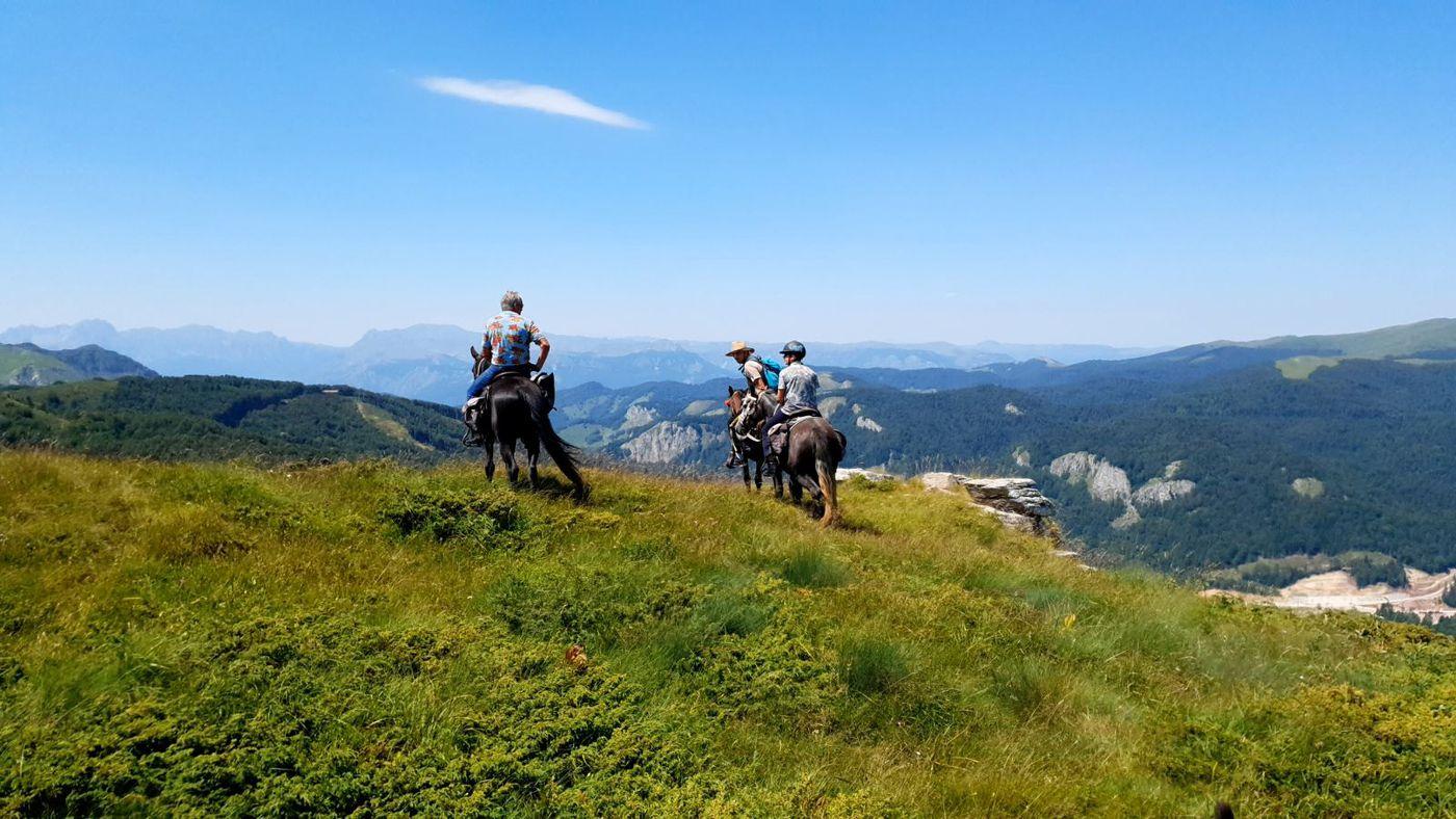 Durmitor and Biogradska Gora Trail itinerary.