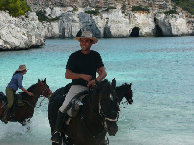Cami de Cavalls Trail itinerary.