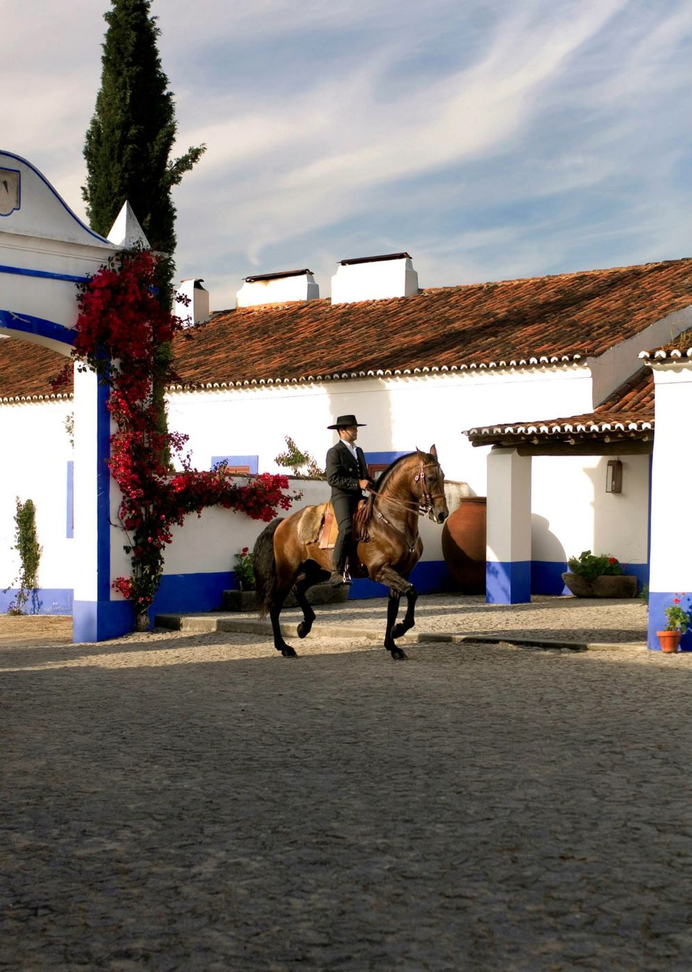 Intensive Country Riding Programme itinerary.