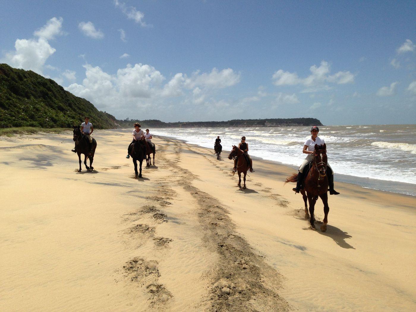 Bahia Beach Trail itinerary.