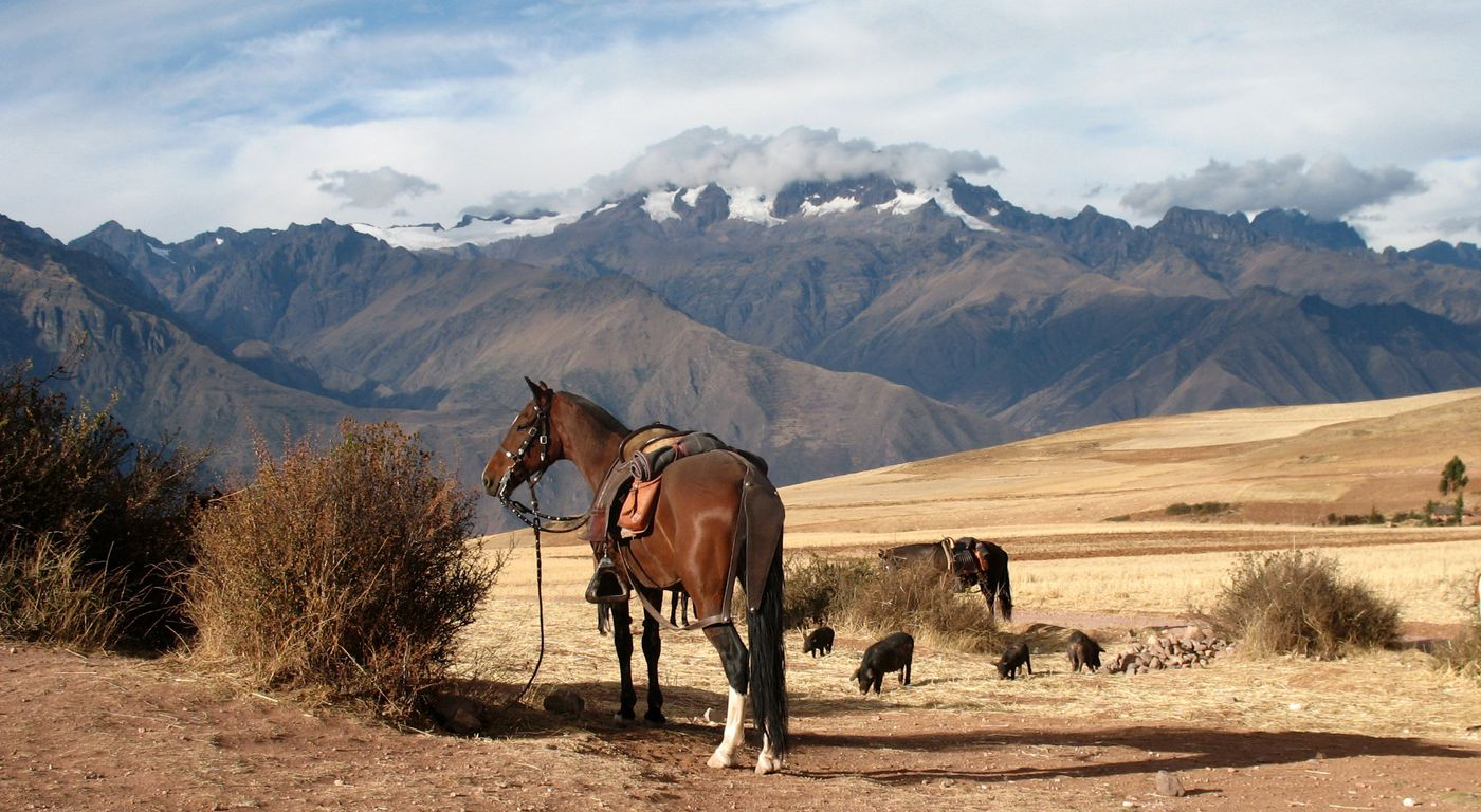 Sacred Valley Ride itinerary.