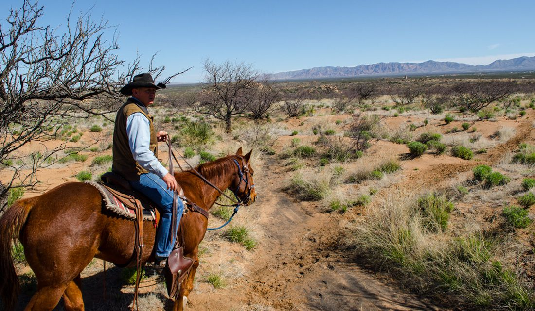 Tombstone Monument Ranch Stay itinerary.