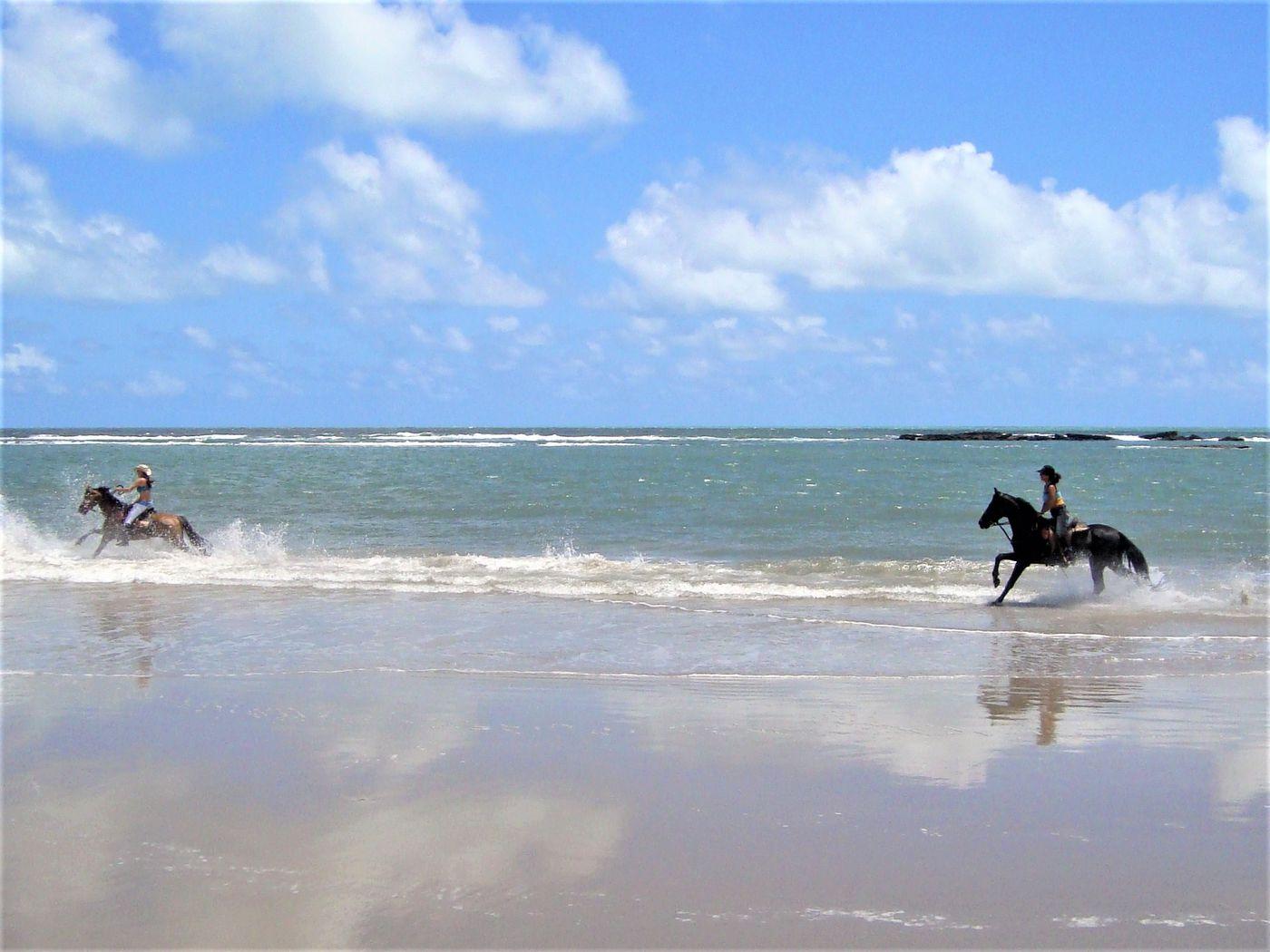 Pipa Beach Ride itinerary.