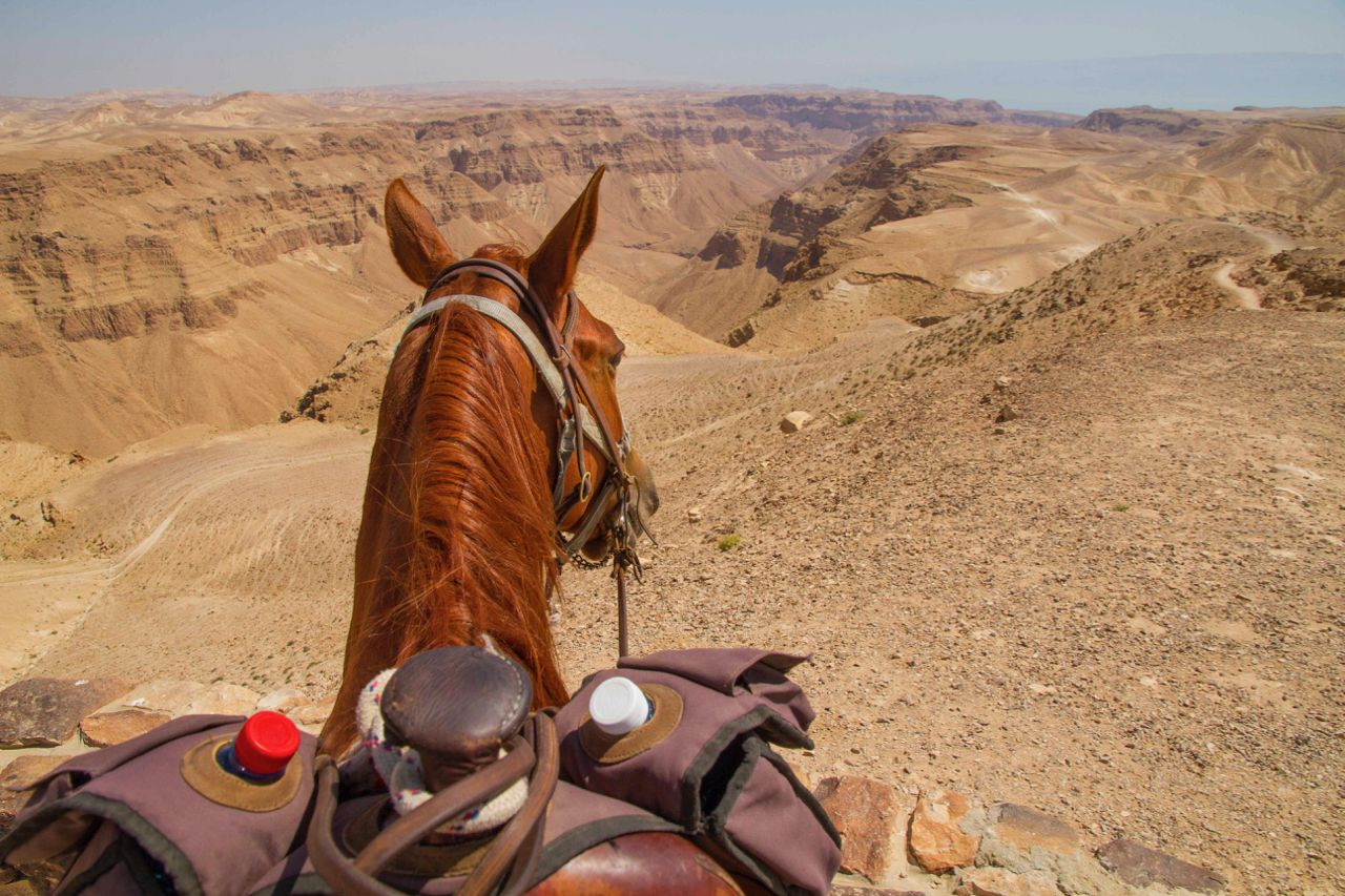 Tour Israel itinerary.
