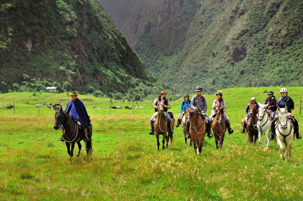 Hacienda Experience itinerary.