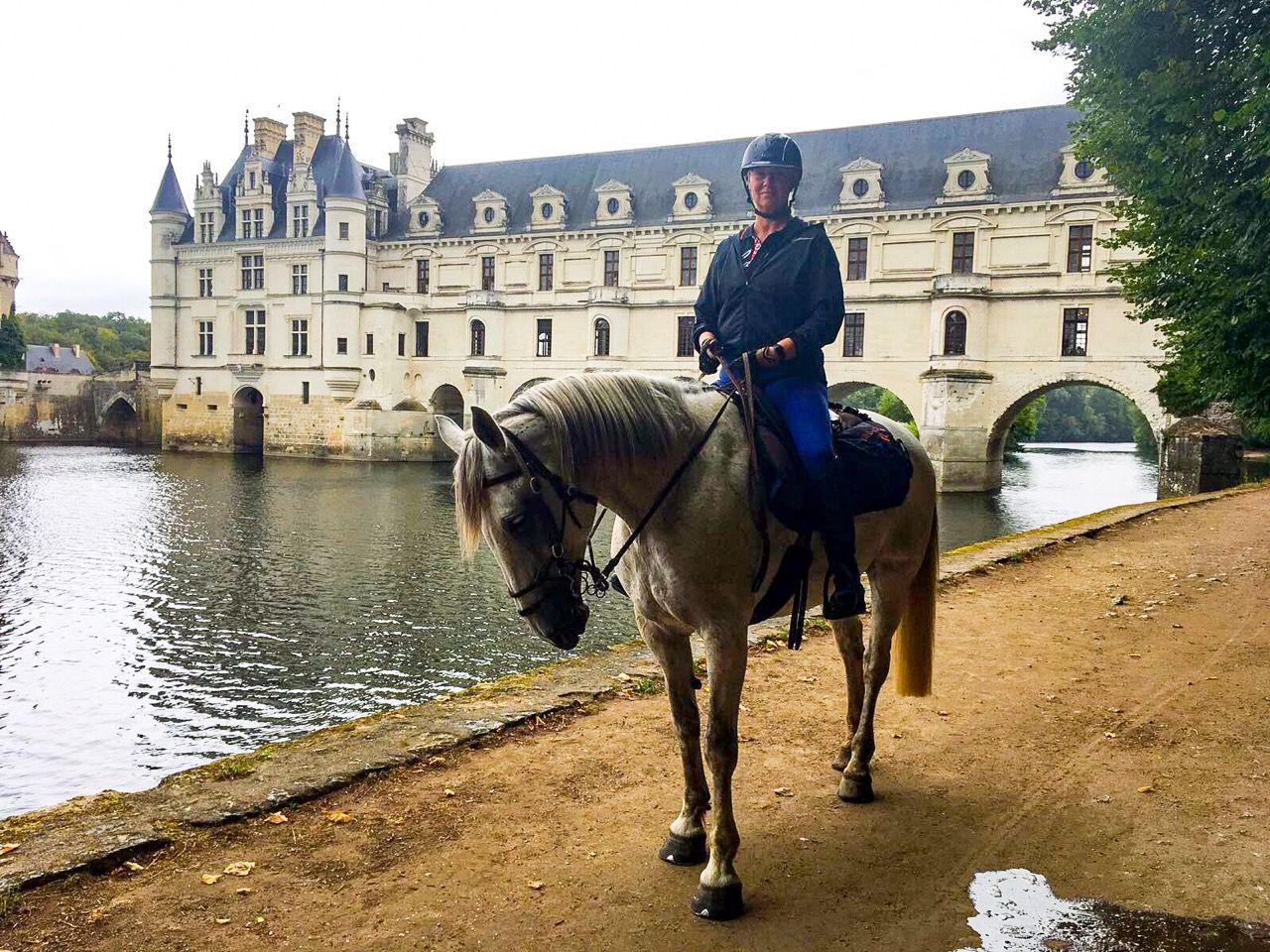 Loire Chambord itinerary.