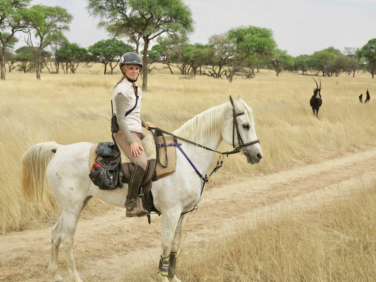 Okapuka Safari itinerary.