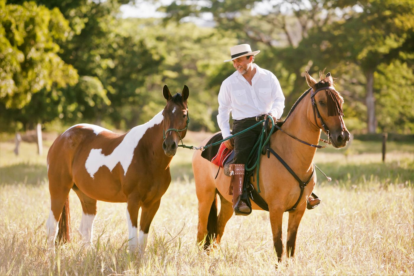 Ranches, Mountains and Pacific Beaches itinerary.