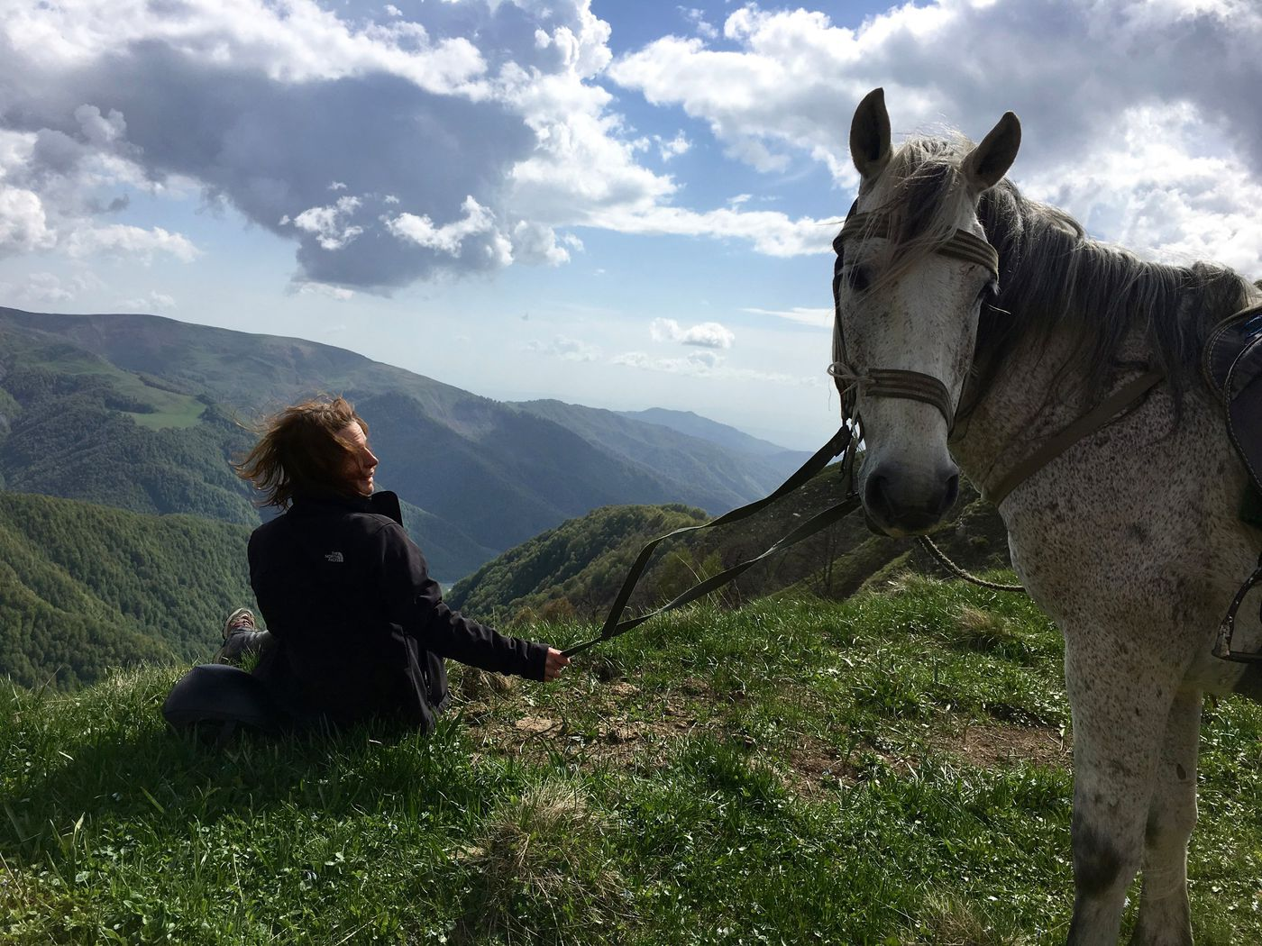 Azerbaijan Adventure itinerary.