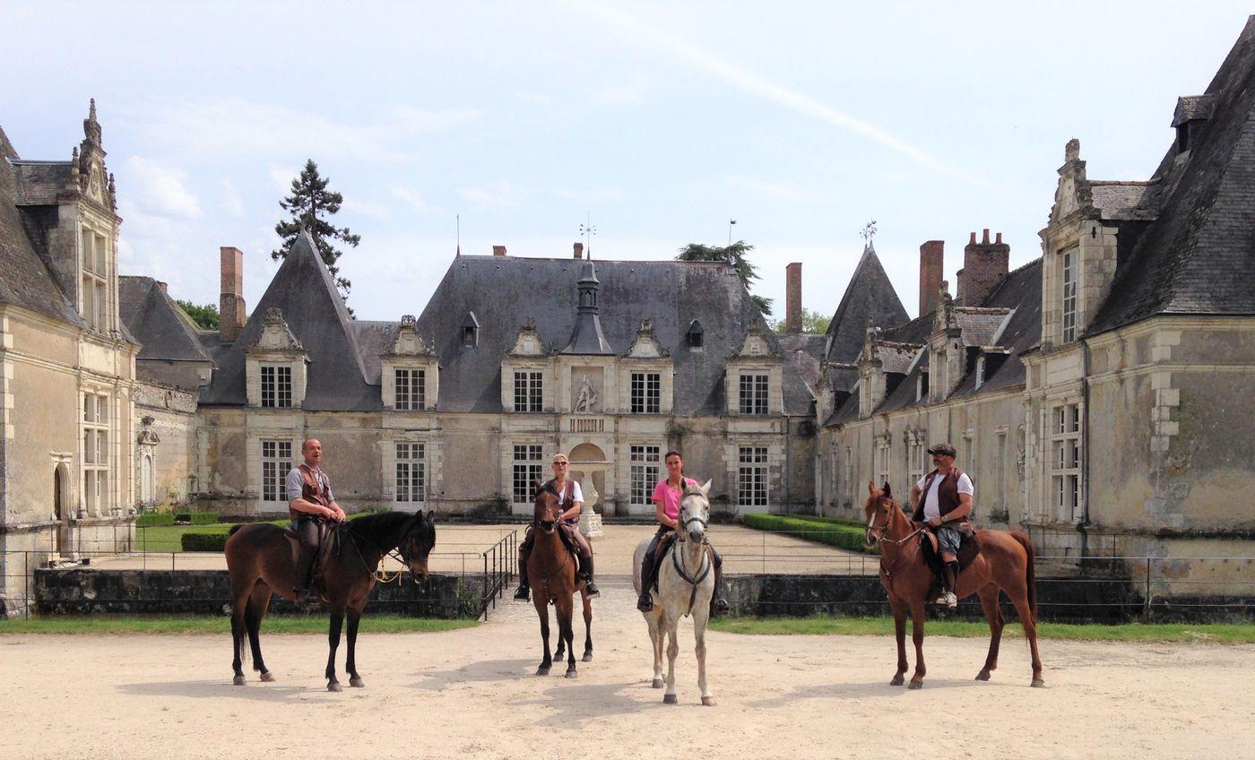 Loire Weekend Break itinerary.