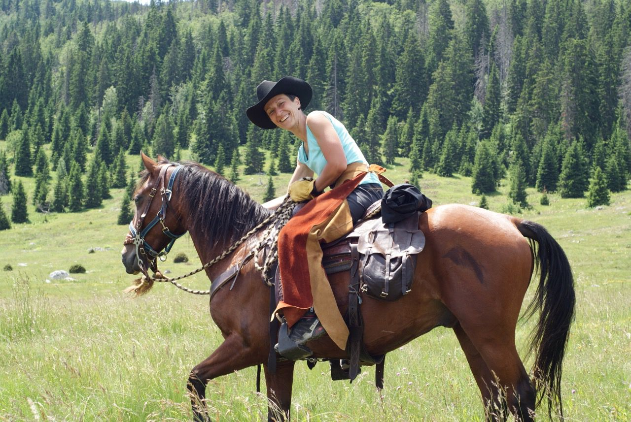 Ultimate Cowboy Adventure itinerary.
