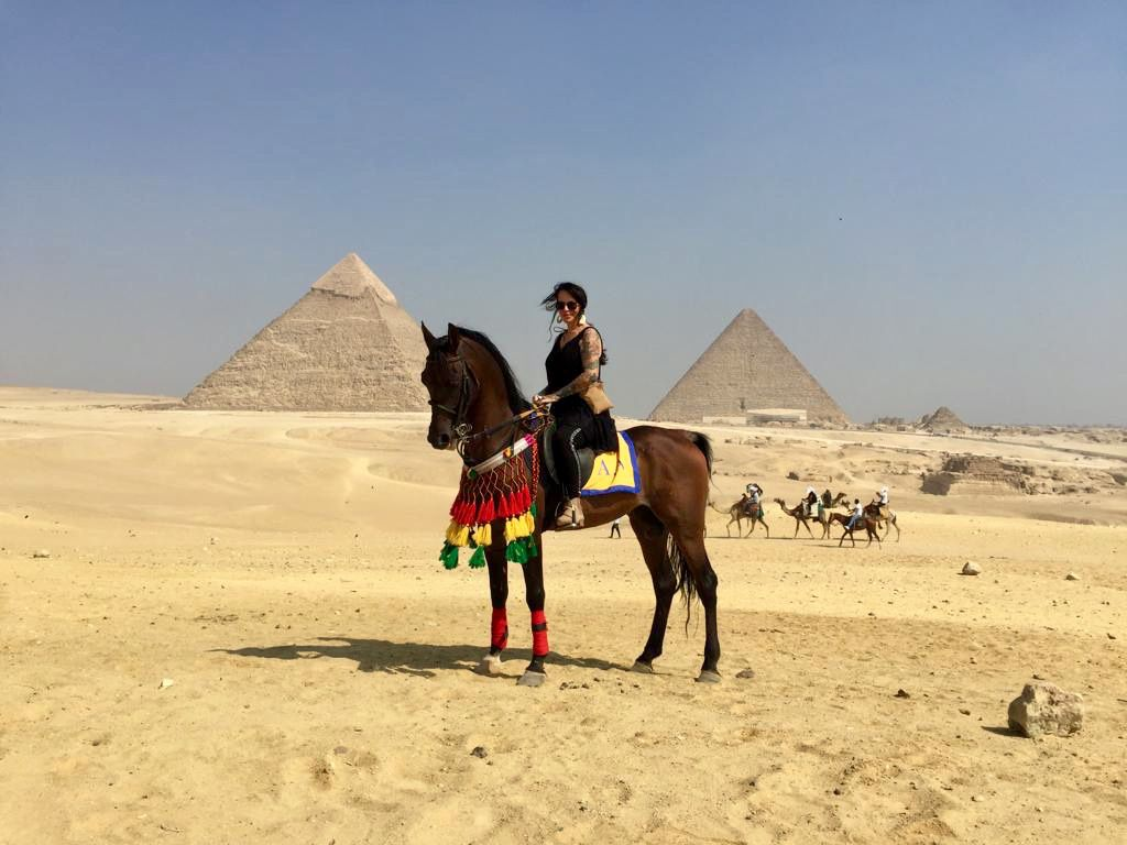 Captivating Cairo Short Break itinerary.